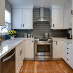 Order Kitchen Cabinets Online Fans Apartment White Shaker Collection Solid ...