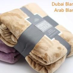100 Polyester Sofa Throws Design Bed Fleece Blanket Cheap Extra Soft Arab Dubai Thermal Factory China