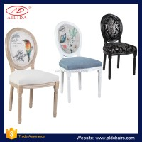 Pc-101 Colorful Dining Chair Wooden Parson Chairs - Buy ...