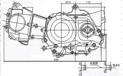 110 Cc Engine Electric Start Diagram