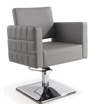 beauty salon chairs images swing chair in stand grey color lady hair qz f9132a buy