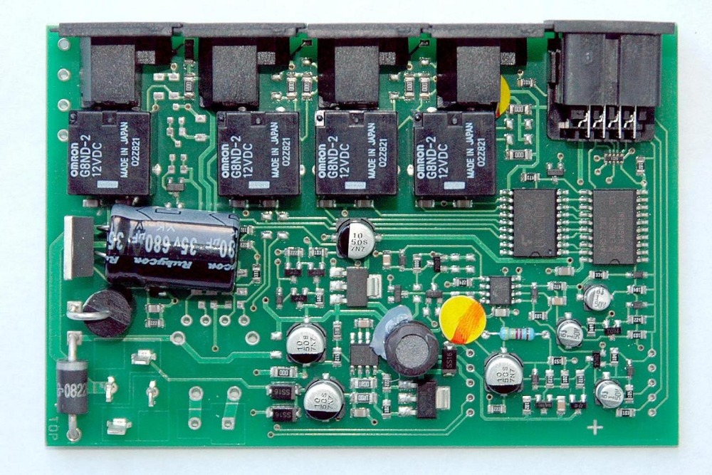 Custom Car Electronic Circuit Boards Supplier