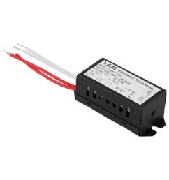 get quotations 1pcs ac 220v to 12v short circuit protection halogen lamp electronic transformer power supply led [ 1000 x 1000 Pixel ]