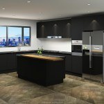 2019 Vermont New Contemporary Simple Modern L Shaped Kitchen