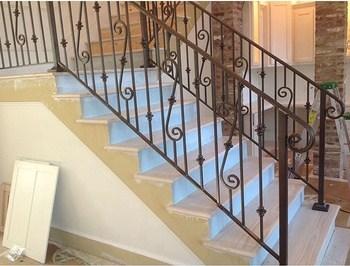 Factory Price Wrought Iron Balustrade Staircase Handrail Buy | Wrought Iron Balustrades And Handrails | Metal | Wrought Ironwork | Design | Mild Steel | Cast Iron