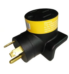 get quotations parkworld 691661 rv adapter 30a tt 30p male plug to 50a 14 50r female [ 1920 x 1920 Pixel ]