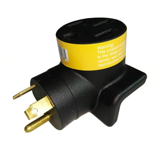 small resolution of get quotations parkworld 691661 rv adapter 30a tt 30p male plug to 50a 14 50r female