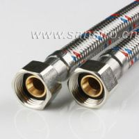 Stainless Steel Wire Braided Toilet Flexible Hose, View ...
