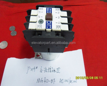 Alternating Current Contactor Mg4d-bf Ac/dc 110v - Buy Alternating Current Contactor.110v Dc Contactor.Ac Contactor Product on Alibaba.com