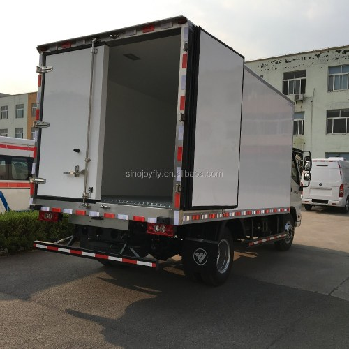 small resolution of ckd refrigerator truck bodies dry box truck body