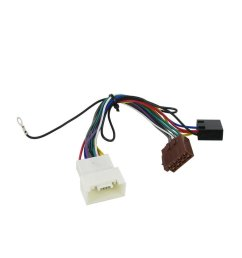 get quotations wiring harness adapter for mitsubishi lancer 2007 iso stereo plug adaptor [ 1000 x 1000 Pixel ]