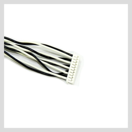 small resolution of automobile fep twisted pair 1332 electrical wire harness for camera
