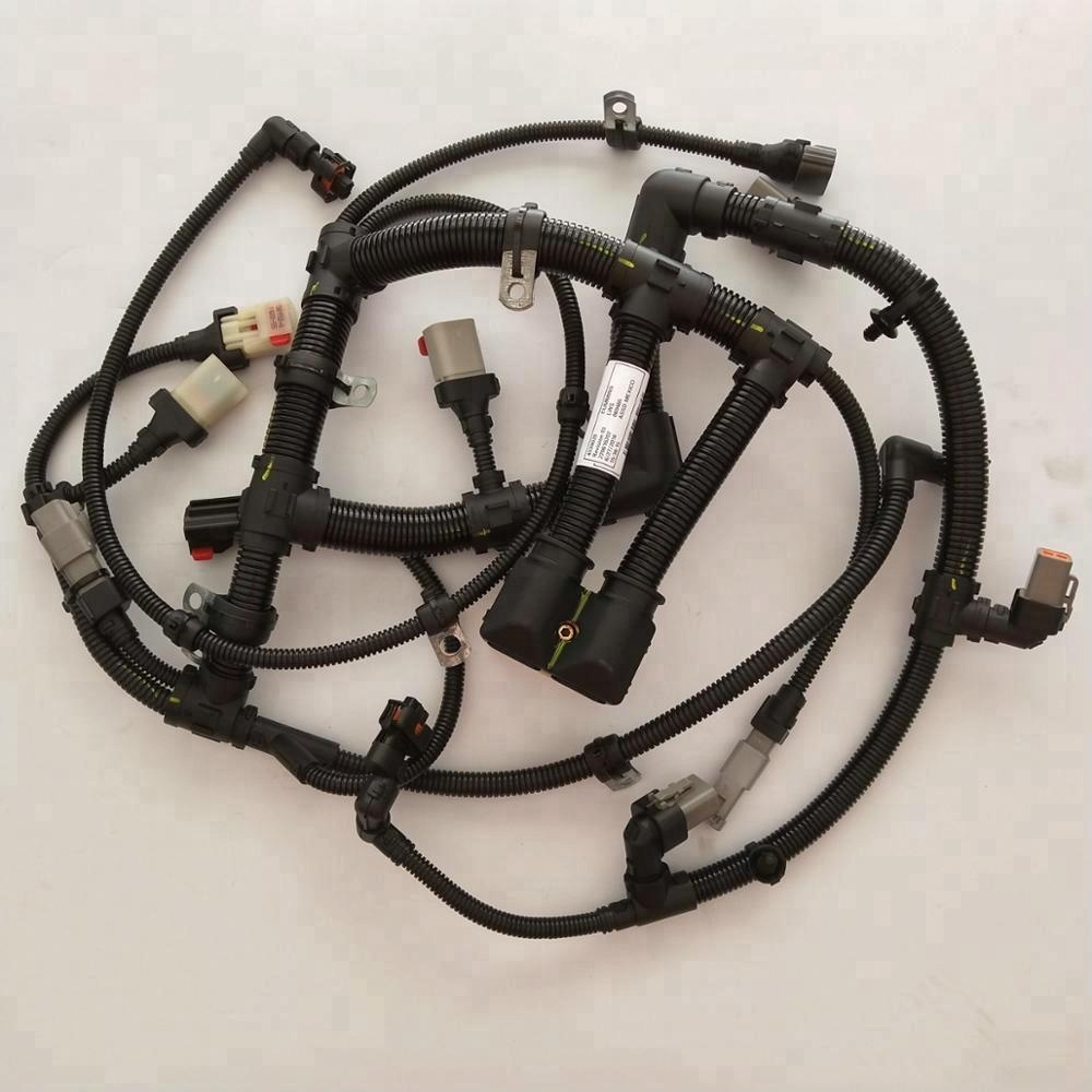 hight resolution of original truck diesel engine qsb6 7 4939039 automobile wiring harness