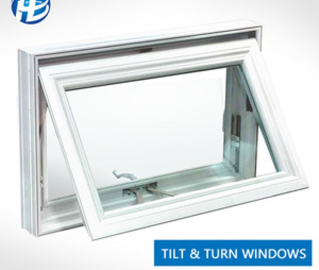 In Philippines Aluminium Tempered Glass Chain Winder Double Glazed Awning Windows For Philippines