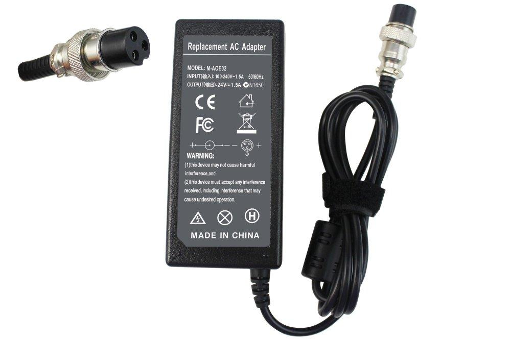 medium resolution of get quotations baturu 24v 1 5a electric scooter battery charger for razor e100 e125 e150 e175 e200 e300