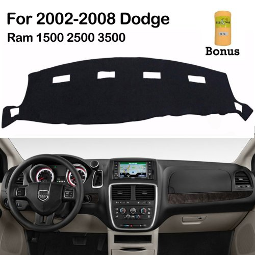 small resolution of big ant dashboard cover for dodge ram 1500 2500 3500 2002 2008 black carpet dash
