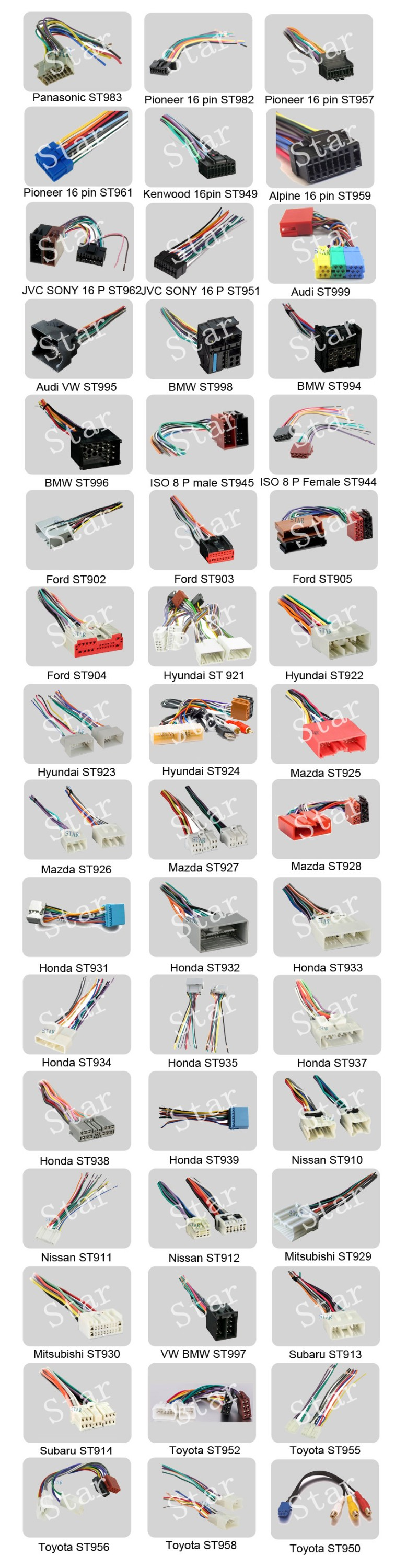 hight resolution of update for suzuki using wiring electric car stereo iso connector wire harness
