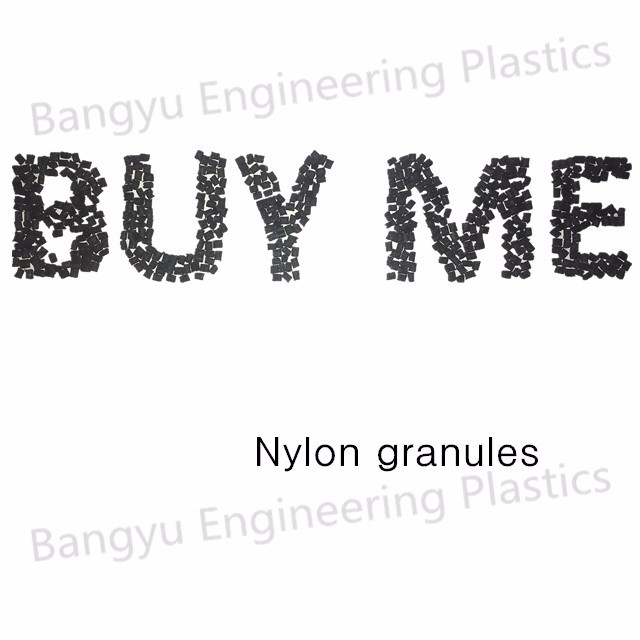 Engineering Modified Plastic Nylon 66 Reinforced With 25%