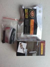 High Temperature Enduring Exhaust Pipe Heat Wrap Repair ...