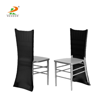 chair back covers wedding chicco polly magic highchair toys r us cheap spandex elastic half stretch polyester