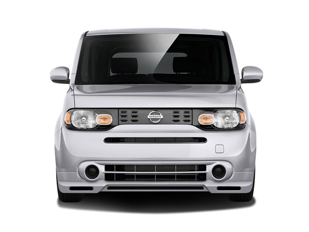 hight resolution of 2009 2014 nissan cube couture vortex front lip under air dam spoiler 1 piece