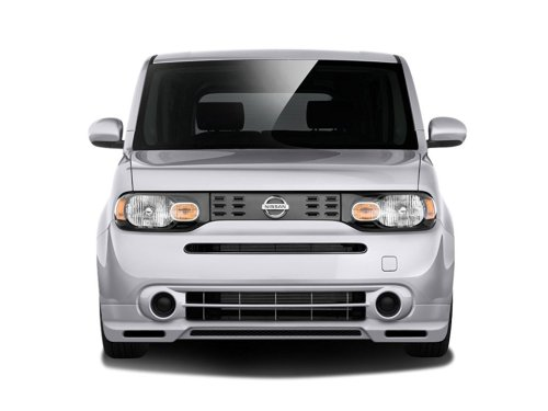 small resolution of 2009 2014 nissan cube couture vortex front lip under air dam spoiler 1 piece