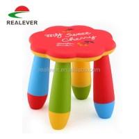 Environmental Plastic Small Cartoon Children Chair For ...