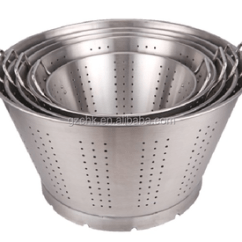 Kitchen Colander Classics Denver Stainless Steel Vegetable High Quality Accessories Fruit Baskets