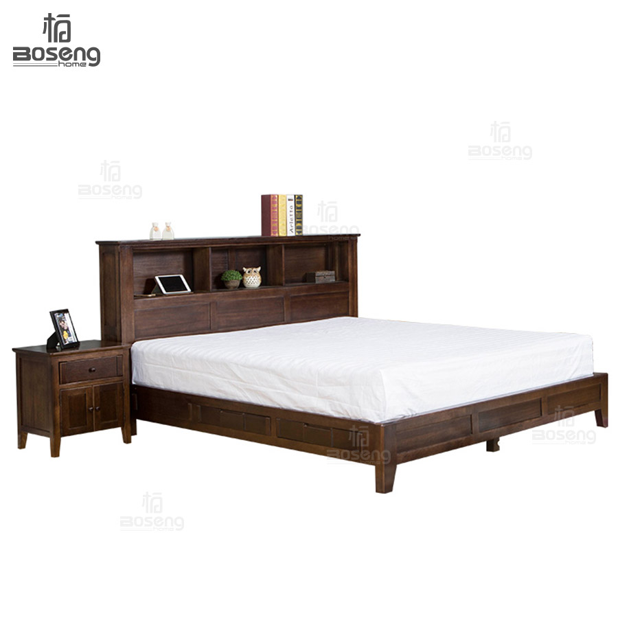 Double Bed Design Pic