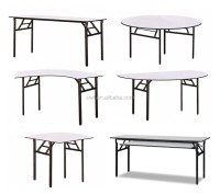 Folding Wedding Chair And Table Banquet Round Table - Buy ...
