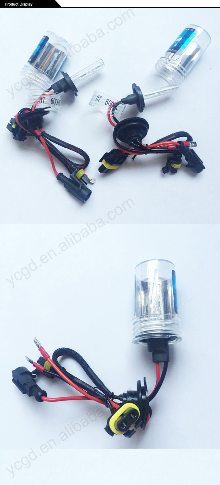hight resolution of super bright 12v 35w 55w hid xenon kit bulb h1 h3 h4 h7 h11 h27 hid