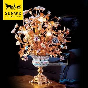 Franse Verlichting Custom Made Rococo 4 Lichten Slaapkamer