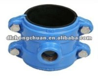Sleeve Pipe Fitting Casting,Water Supply,Sewage Treatment ...