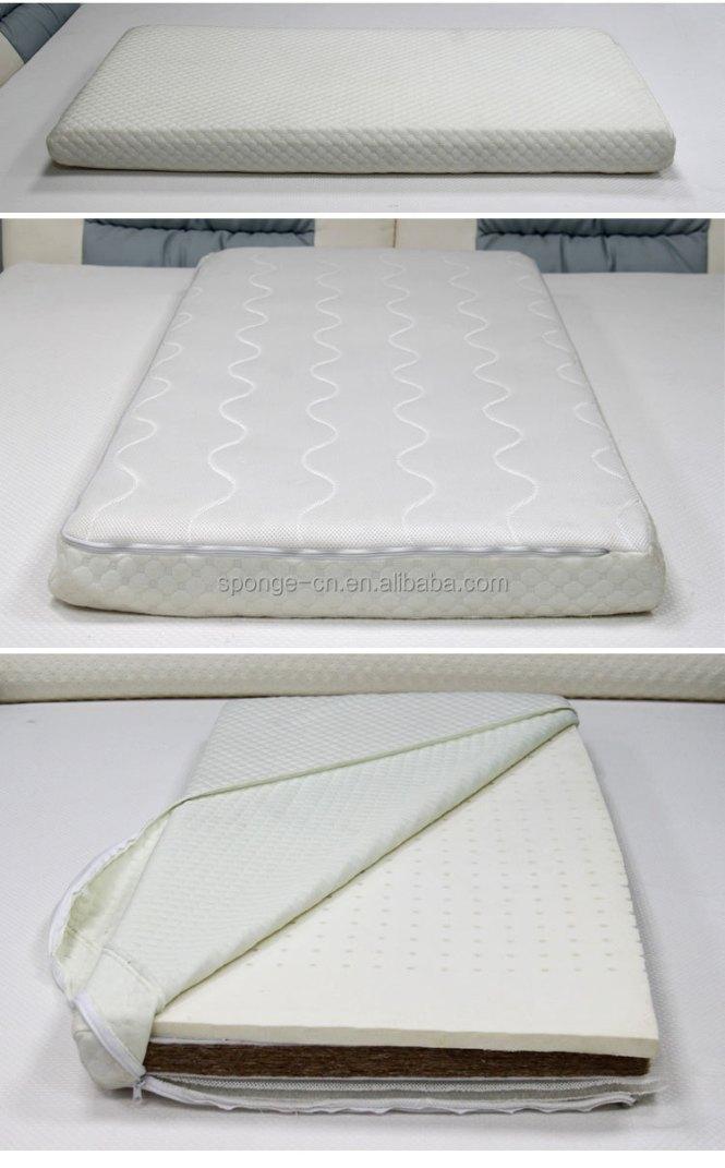 Factory Oem Odm Memory Foam Baby Mattress Whole Soft