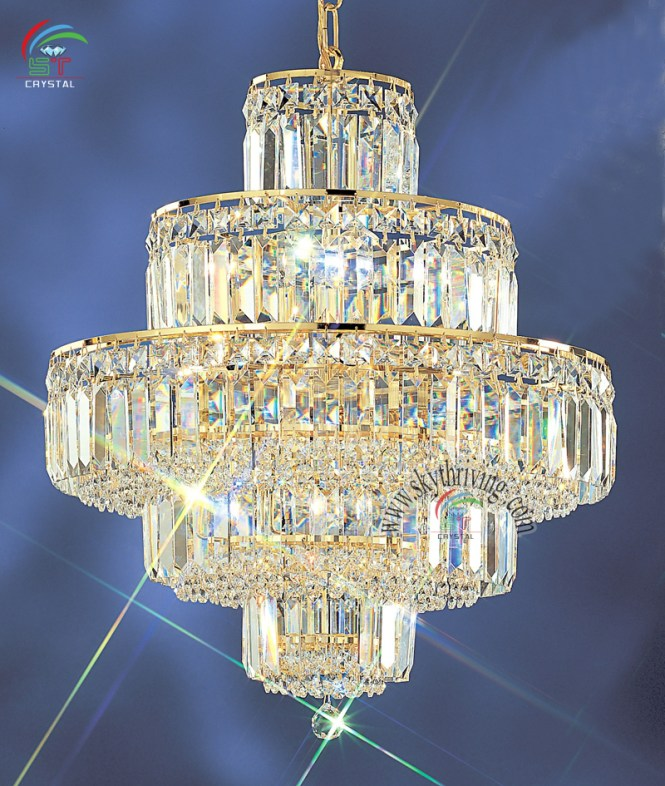2016 Luxury Asfour Crystal Chandelier Lighting Modern Design Chandeliers Product