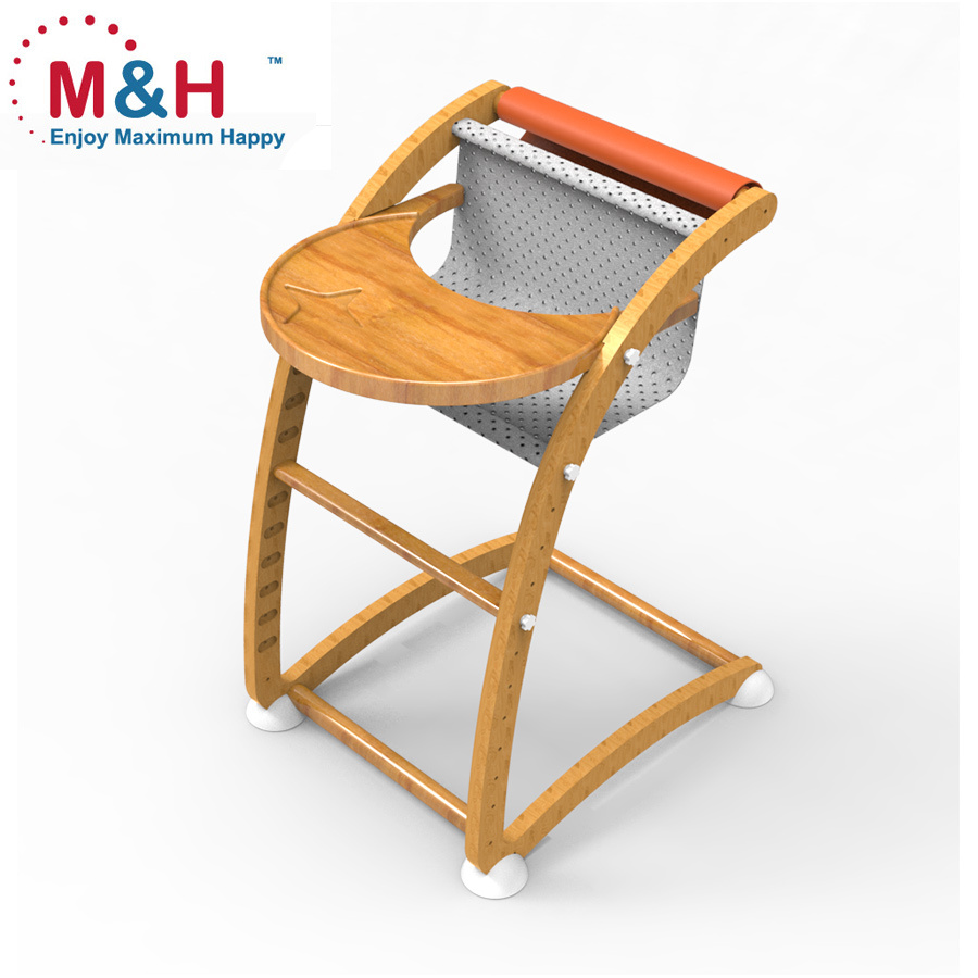 Wooden High Chairs For Babies Wooden Baby High Chair Wood High Chair Wood Dining Chairs With Rocker Buy Wooden Baby High Chair Wood High Chair Wood Dining Chairs Product On