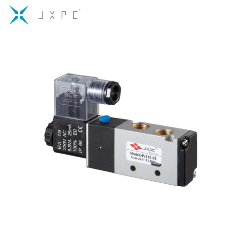 small resolution of airtac type 4v210 06 4v210 08 5 2 way solenoid valve wiring diagram pneumatic air valve 12v