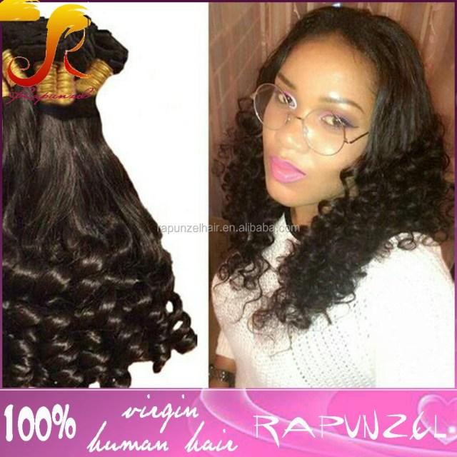 unprocessed funmi hair bouncy curls romance curl brazilian human hair extensions fumi hair weave - buy brazilian human hair,human hair extensions,hair
