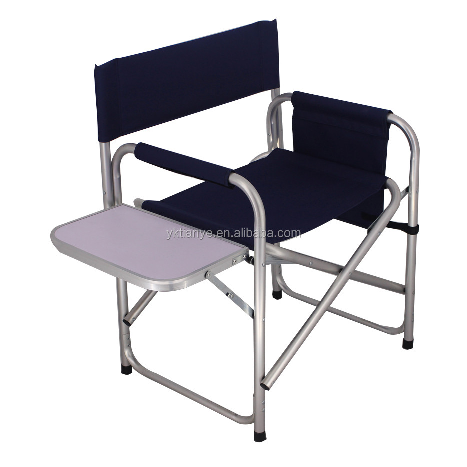 Folding Directors Chair With Side Table Outdoor Camping Aluminum Outdoor Chair Folding Director Chair With Side Table And Bag Buy Director Chair Folding Director Chair Aluminum Outdoor