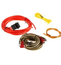 get quotations magideal car subwoofer sub amplifier amp rca wiring kit power cable 126 [ 1024 x 1024 Pixel ]