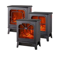 Twin Star International Inc Electric Fireplace. Classic