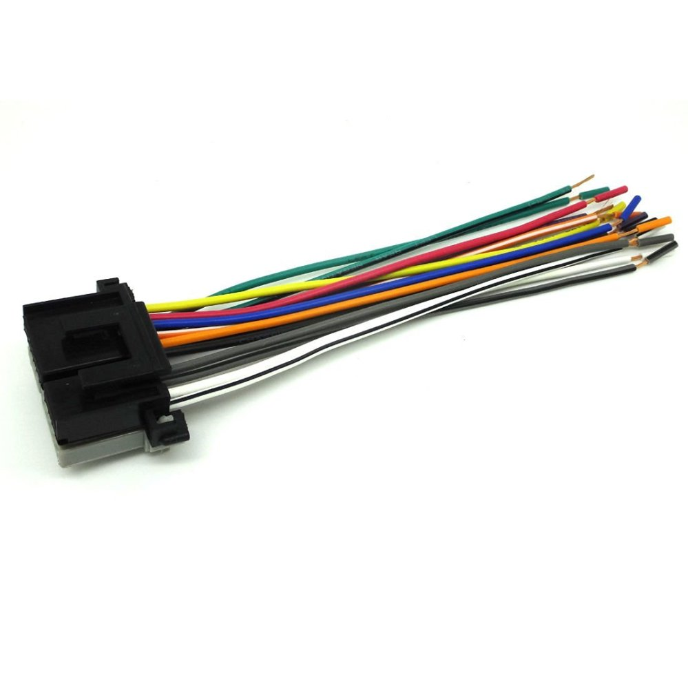 medium resolution of get quotations gm plugs into factory radio car stereo cd player wiring harness wire 1991 1994 buick