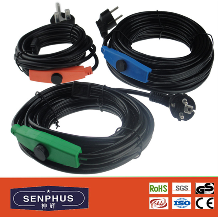 Antifreezing Water Pipe Heating Cable