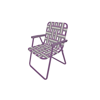 webbed folding lawn chairs oversized saucer chair black classic aluminum low back buy product on alibaba com