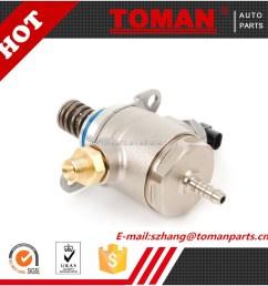 brand new gdi fuel pump for audiseat skoda vw 2 0t06j127025c 06j127025d high pressure fuel pump [ 1000 x 1000 Pixel ]