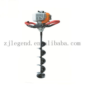 Hole Digger Ground Drill 52cc Earth Auger Digger(cq203