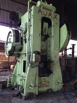 1000 ton ajax forging