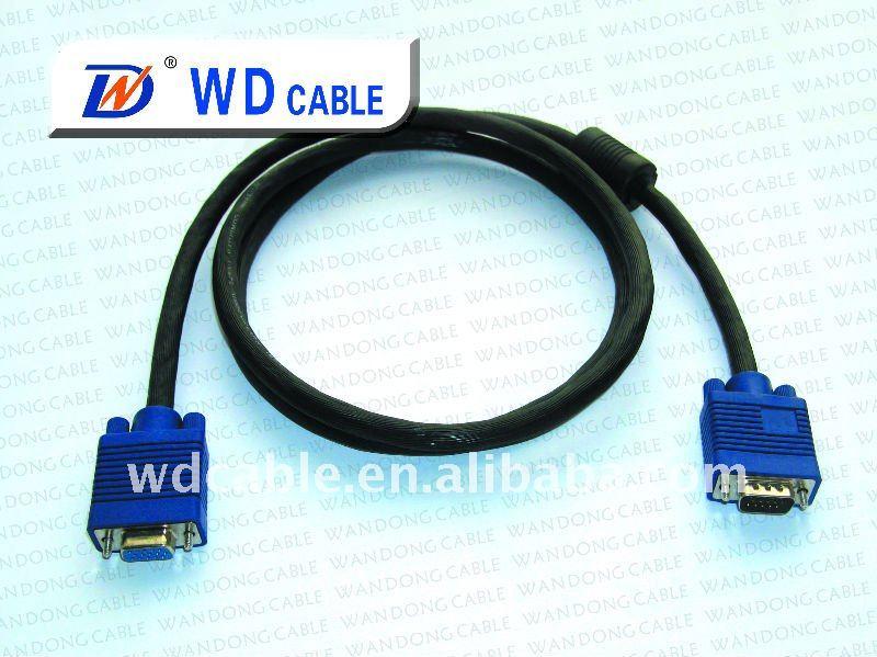 vga cable wiring diagram vga cable