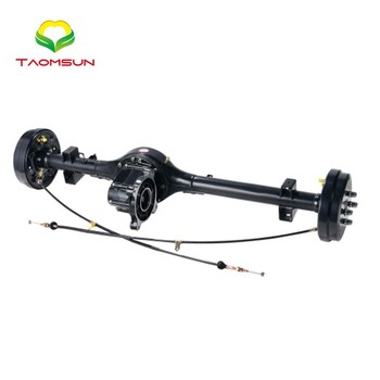 Tcz1001-1n High Performance China Rear Axle For Small Suv