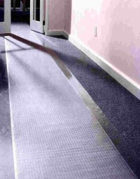 Plastic Carpet Protector Vinyl Runner - Carpet Vidalondon